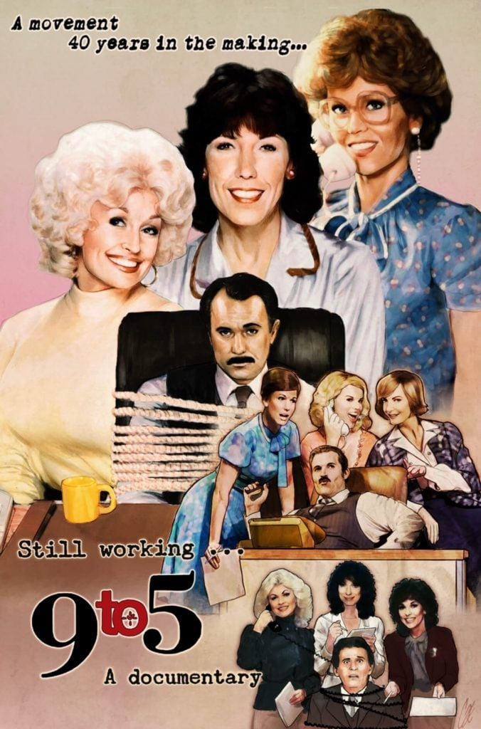 Still Working 9 to 5 Documentary Poster