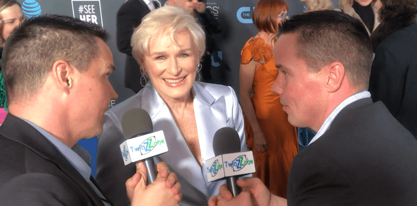 Glenn Close Critics Choice 2019