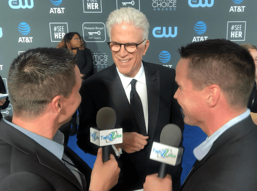 Ted Danson Critics Choice 2019