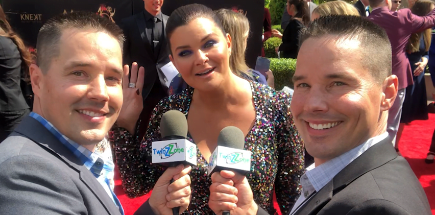 Heather Tom and Daytime Emmy Awards 2019
