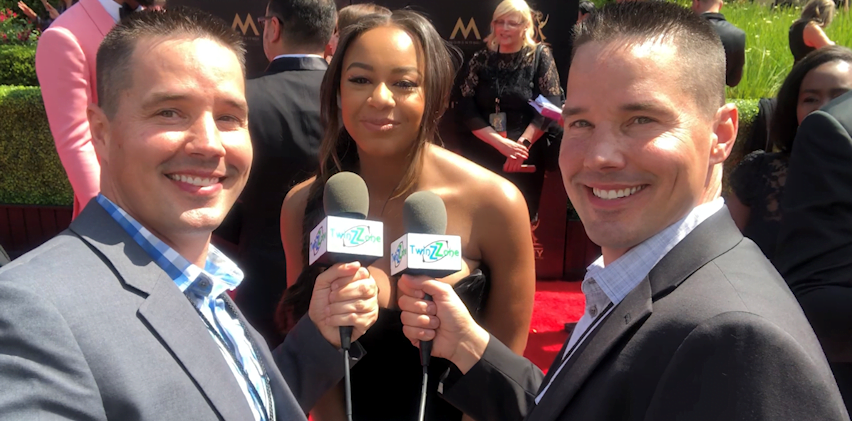 Nia Sioux  Daytime Grammy Awards 2019